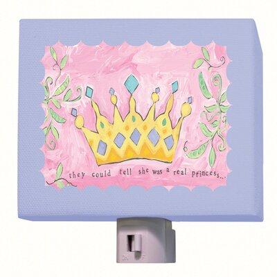 Princess Crown Night Light
