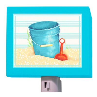 Shovel and Pail Night Light