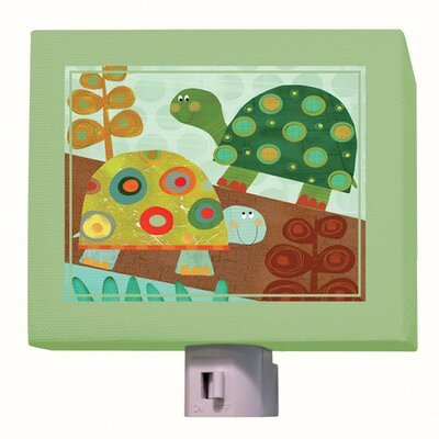 Turtle Pair Night Light