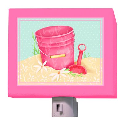 Shovel Pail Night Light