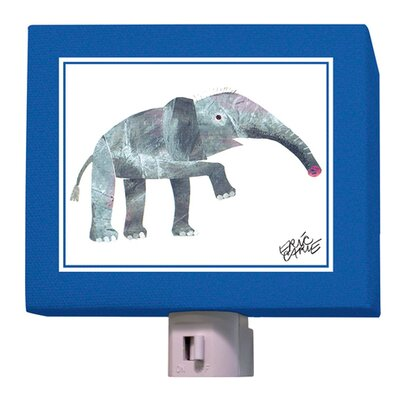 Eric Carles Baby Elephant Night Light