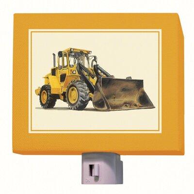 Bulldozer Night Light