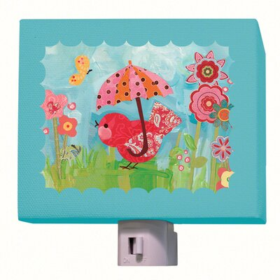 Umbrella Birdies Night Light