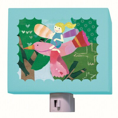 Flying Fairy Night Light