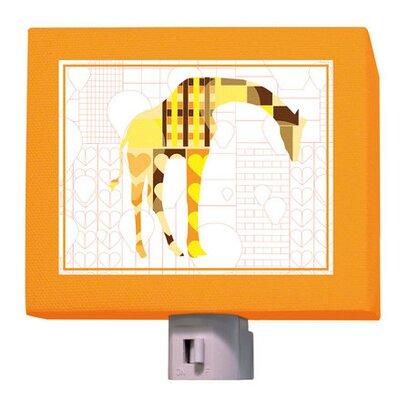 A to Z Animal Prints Giraffe Night Light