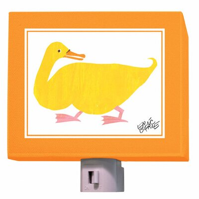 Eric Carles Duck Night Light