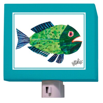 Eric Carles Fish Night Light