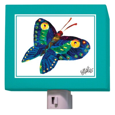 Eric Carles Butterfly In Flight Night Light