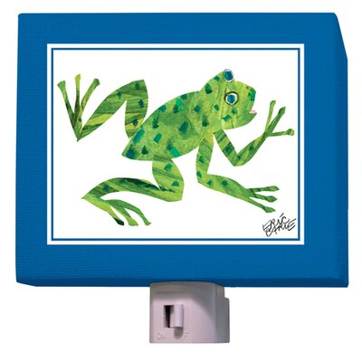 Eric Carles Frog Night Light