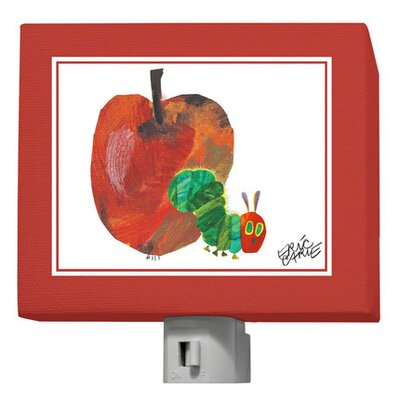 Eric Carles The Very Hungry Caterpillar� and Apple Night Light