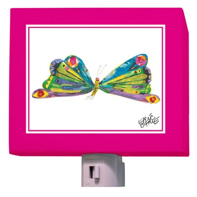 Eric Carles Butterfly Night Light