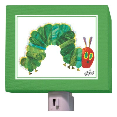 Eric Carles Very Hungry Caterpillar Night Light