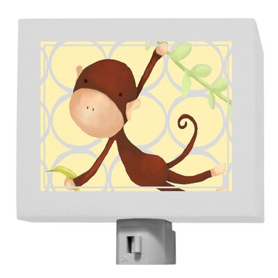Hanging Monkey Night Light