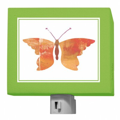 Forest Friends Butterfly Night Light