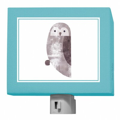 Forest Friends Owl Night Light