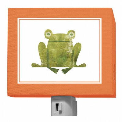 Forest Friends Frog Night Light