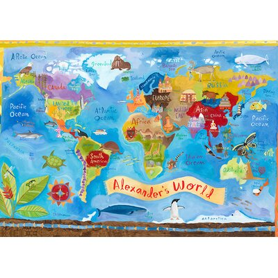 Our World Placemat NB50251