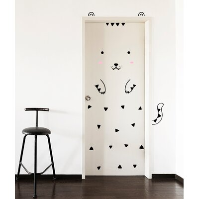 Tofu the Tiger by Made of Sundays Wall Decal NB50988