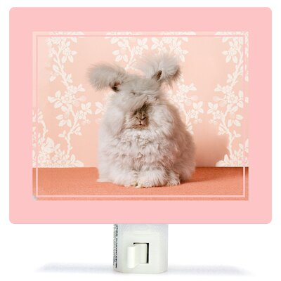 Bunny Catherine Ledner Canvas Night Light