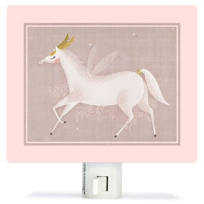 Dance Under The Stars by Antoana Oreski Canvas Night Light