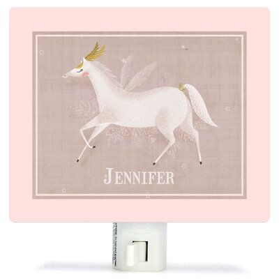 Dance Under The Stars by Antoana Oreski Personalized Canvas Night Light