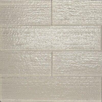 12 x 3 Linen Tile in Mist
