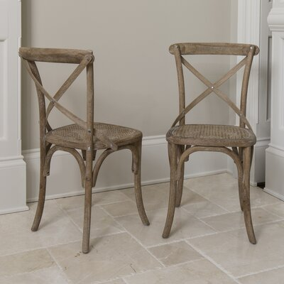 Madison Solid Wood Dining Chair (Set of 2)