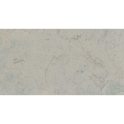 Duvel 6 x 12 Limestone Field Tile in Gray