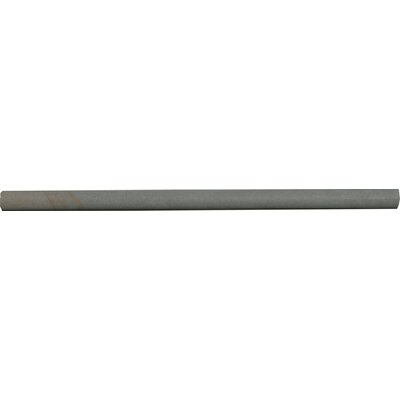 Maes Limestone Bullnose Tile Trim in Taupe