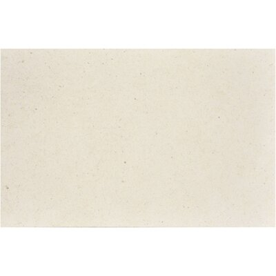 Osso 12 x 24 Limestone Field Tile in Creamy Latte