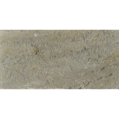 Century 6 x 12 Quartzite Stone Field Tile in Natural