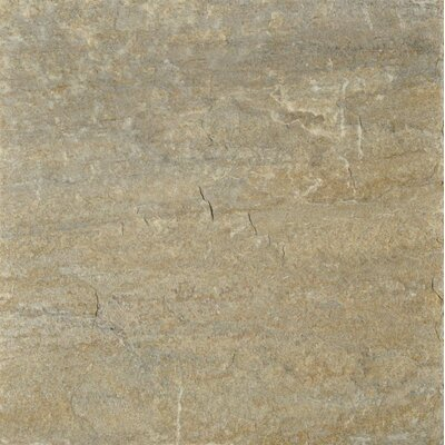 Century 12 x 12 Quartzite Stone Field Tile in Natural