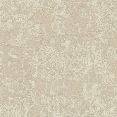 Tapis 23.5 x 23.5 Porcelain Field Tile in Creme