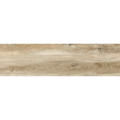 Bowmore 12 x 48 Porcelain Wood Look Tile in Oak