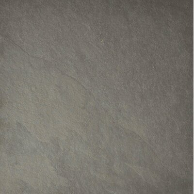 Pewter 16 x 16 Slate Field Tile in Gray