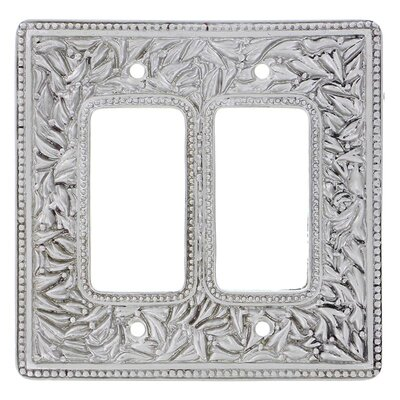 San Michele Wall Plate Finish: Satin Nickel