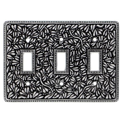 San Michele Wall Plate Finish: Antique Nickel