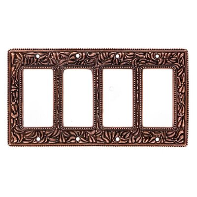 San Michele Wall Plate Finish: Antique Copper