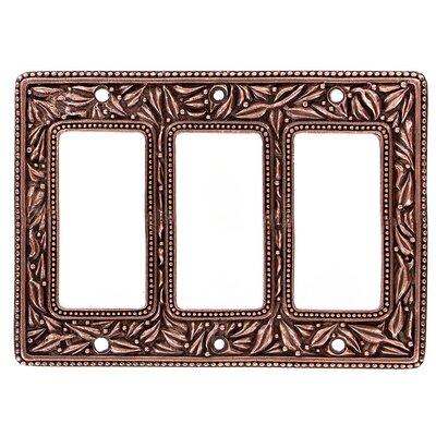 San Michele Wall Plate Finish: Antique Copper