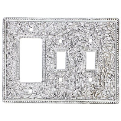 San Michele Wall Plate Finish: Polished Nickel