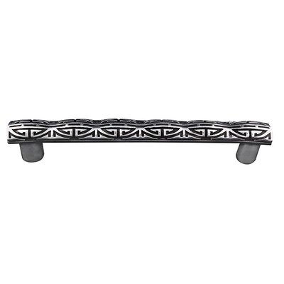 """Vicenza Designs Camesana 10.25"""" Appliance Pull - Finish: Vintage Pewter"""