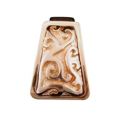 Liscio Finger Pull Finish: Antique Copper