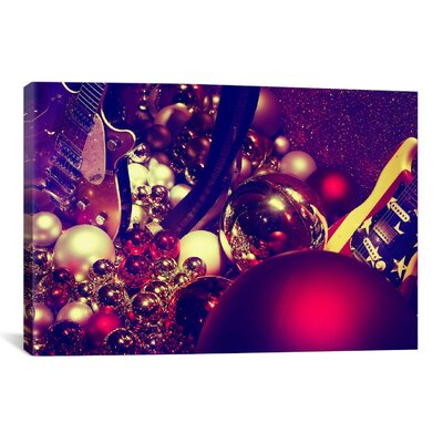 """'Christmas Gifts' by Sebastien Lory Photographic Print on Canvas Size: 12"""" H x 18"""" W x 0.75"""" D"""