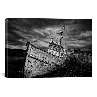 'Forgotten' by Dan Ballard Photographic Print on Canvas Size: 8