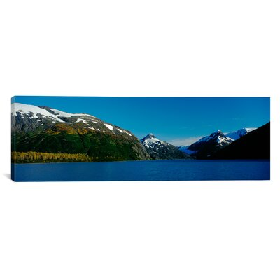 Panoramic Chugach National Forest Anchorage, Alaska Photographic Print on Canvas Size: 24