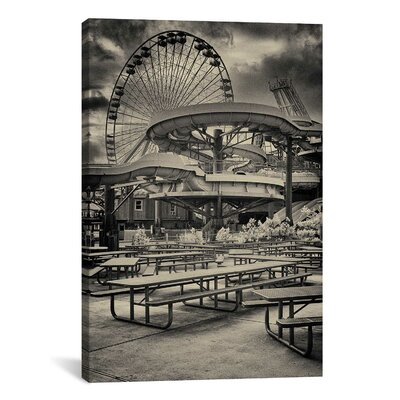 'Winter Games'  by Geoffrey Ansel Agrons Photographic Print on Canvas Size: 26