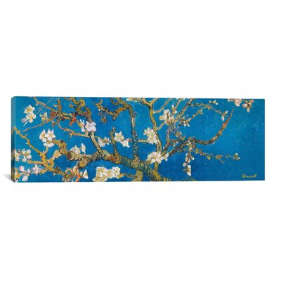 iCanvas - Van Gogh Almond Blossom 48 X 16 - 1315PANa-1PC3-48x16