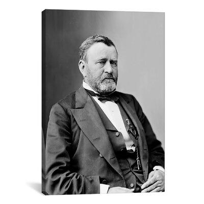 Political Ulysses S. Grant Portrait Photographic Print on Canvas Size: 40
