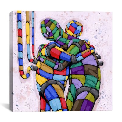 Ric Stultz Already Miss You Graphic Art on Wrapped Canvas RIC2-1PC3-18X18