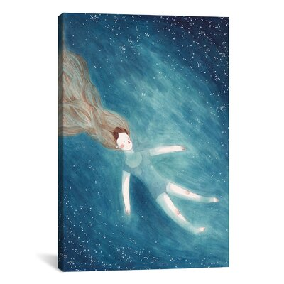 'Dream' by Gemma Capdevila Graphic Art on Wrapped Canvas Size: 18